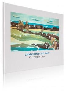 Buchcover Landschaften am Meer